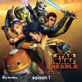 Star Wars Rebels, Saison 1, Vol. 1