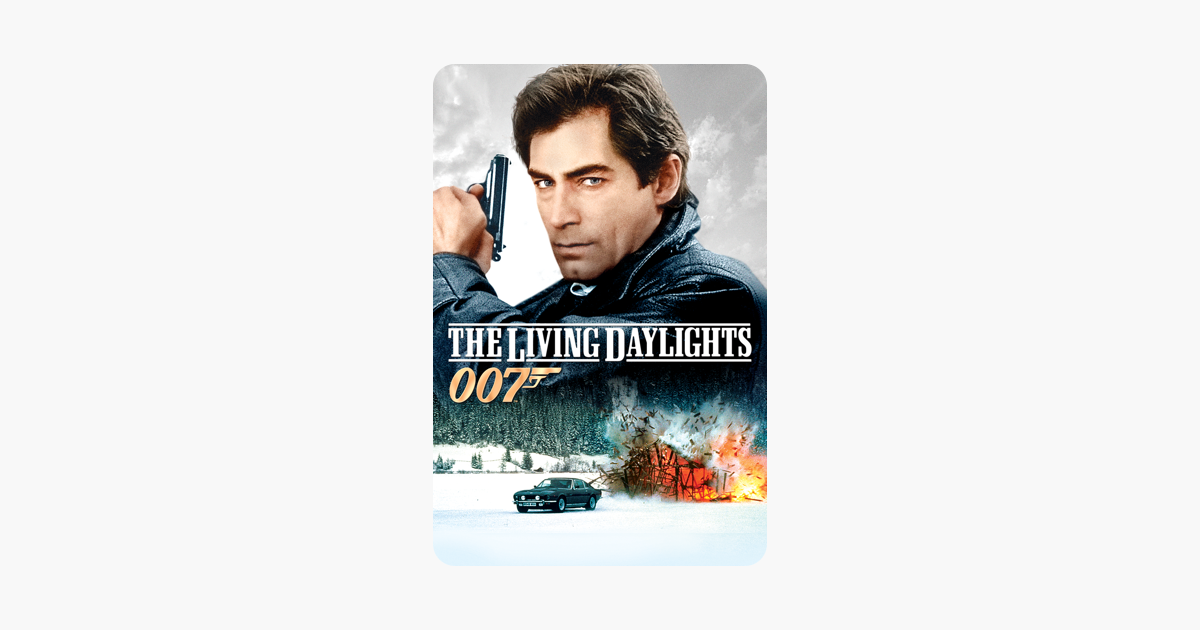 ‎The Living Daylights on iTunes