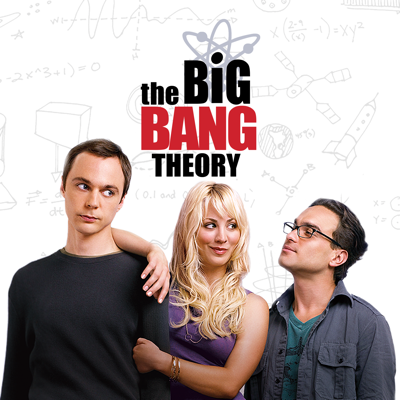The Big Bang Theory, Season 1 - The Big Bang Theory