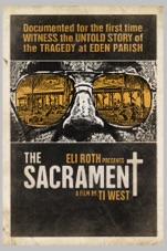 Capa do filme O Último Sacramento