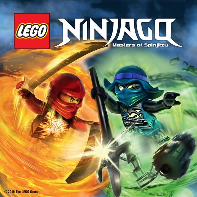 lego ninjago saison 4 vf sur itunes - Ninjago Nouvelle Saison
