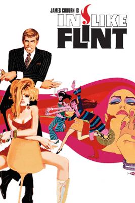 Gordon Douglas - In Like Flint  artwork