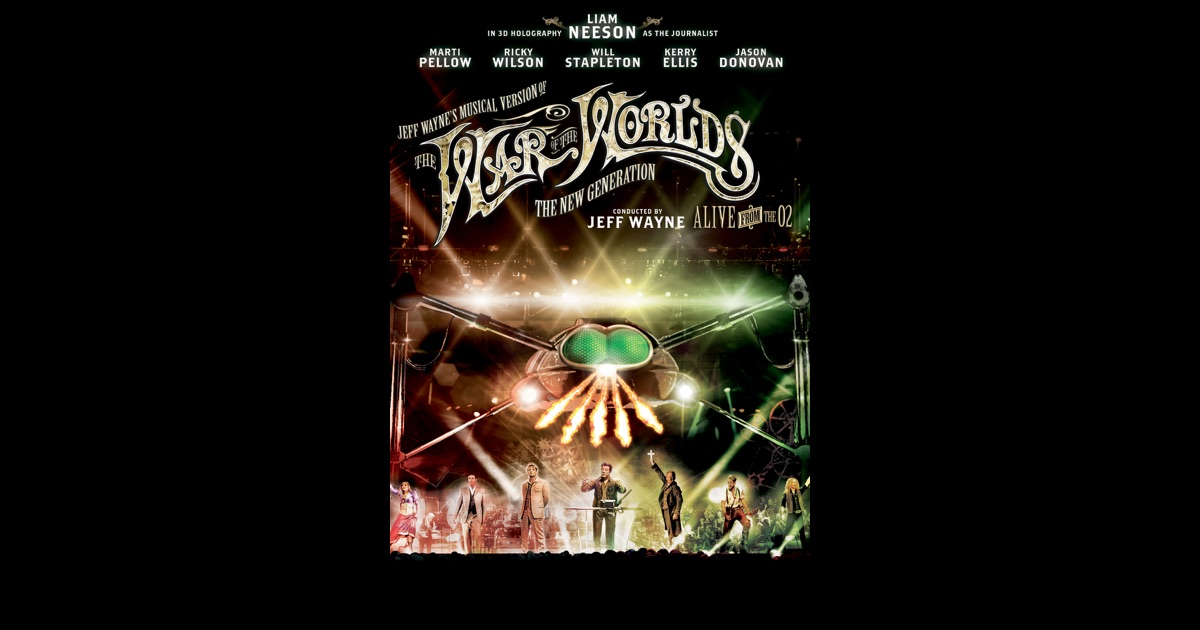 Jeff Wayne's Musical Version Of The War Of The Worlds: The