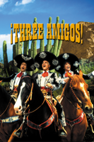 John Landis - Three Amigos! artwork