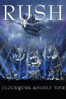 Rush - Rush: Clockwork Angels Tour artwork