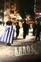Affiche du film Khaos : Les Visages Humains De La Crise Grècque