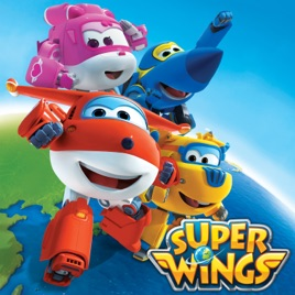 Super Wings Bilder