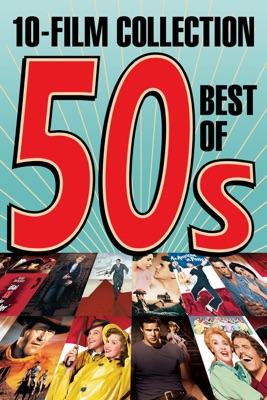 Poster for Best of the 50's 10 Film Collection