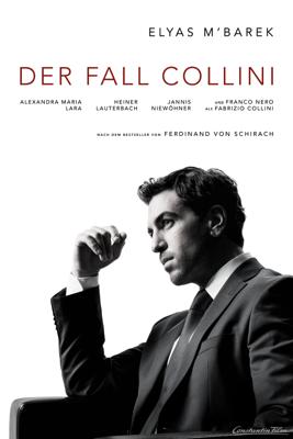Marco Kreuzpaintner - Der Fall Collini Grafik