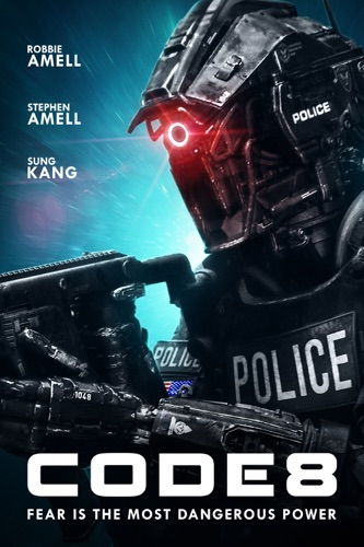 Code 8 movie poster