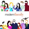 Modern Family - Paris  artwork
