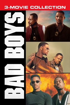 Poster for Bad Boys 3 - Movie Collection