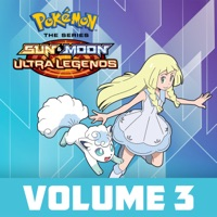 Pokémon the Series: Sun & Moon - Ultra Legends, Vol. 3