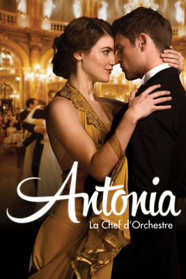 Maria Peters - Antonia, la chef d'orchestre illustration