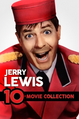 Poster for Jerry Lewis 10-Movie Collection