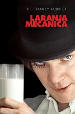 Capa do filme Laranja Mecânica