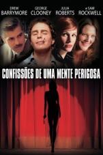 Capa do filme Confissões de uma mente perigosa