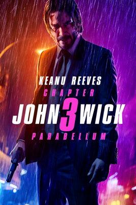 Chad Stahelski - John Wick: Chapter 3 - Parabellum  artwork