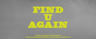 Find U Again (feat. Camila Cabello) [Official Video]