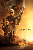 Terminator: Dark Fate - Tim Miller Cover Art