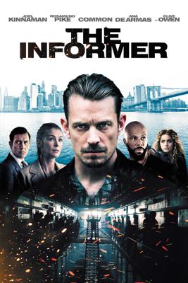 The Informer (2019) - Andrea Di Stefano