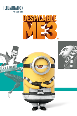 Despicable Me 3 Movie Synopsis, Reviews