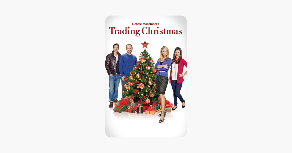 Trading Christmas.Debbie Macomber S Trading Christmas On Itunes