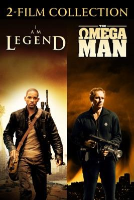 Poster for I Am Legend / Omega Man 2 Film Collection