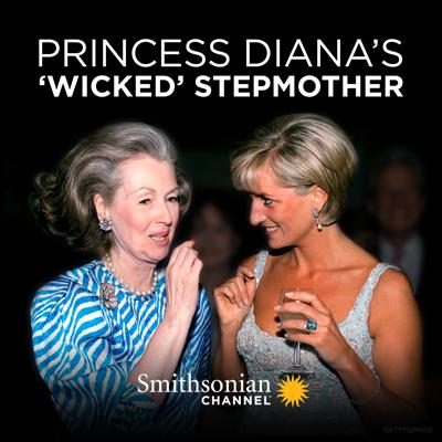 Princess Diana's 'Wicked' Stepmother, Season 1 - Princess Diana's 'Wicked' Stepmother