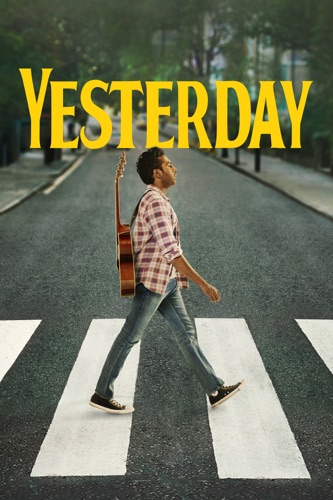 Yesterday (2019) movie poster