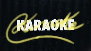 Karaoke (Lyric Video)
