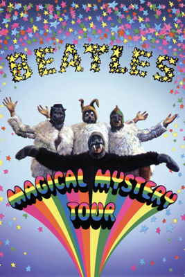 The Beatles - Magical Mystery Tour illustration