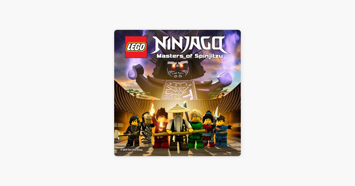 LEGO Ninjago: Masters of Spinjitzu, Season 10