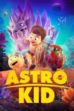 Capa do filme Astro Kid