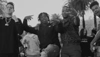 G-Eazy & Blueface - West Coast (feat. ALLBLACK & YG) artwork