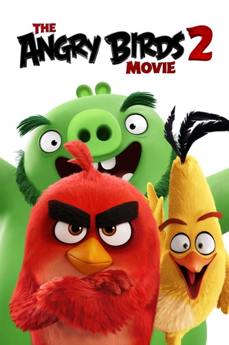 The Angry Birds Movie 2 movie poster