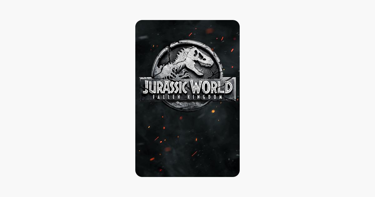 Jurassic World: Fallen Kingdom on iTunes