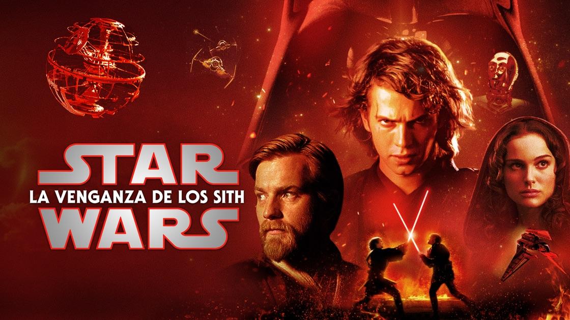 """Star Wars: Episodio III - La venganza de los Sith"""" en Apple TV"""
