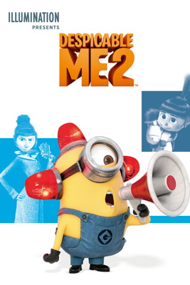 Despicable Me 2 - Chris Renaud & Pierre Coffin