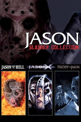 Poster for Jason Slasher Collection