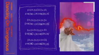 Dancing On Dangerous (feat. Sofía Reyes) [Lyric Video]