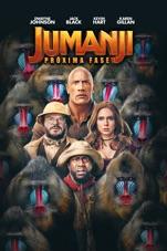 Capa do filme Jumanji - Próxima Fase