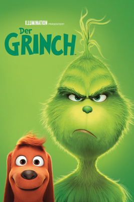 Scott Mosier & Yarrow Cheney - Der Grinch Grafik