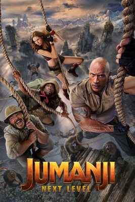 Jake Kasdan - Jumanji : Next Level illustration