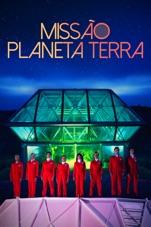 Capa do filme Missão Planeta Terra