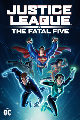 Justice League vs. the Fatal Five HD Download