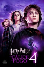 Capa do filme Harry Potter e o Cálice de Fogo