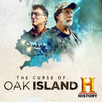 The Curse of Oak Island - Off the Railing artwork