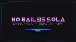 No Bailes Sola (Lyric Video)
