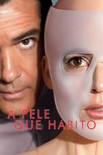 Capa do filme A pele que habito